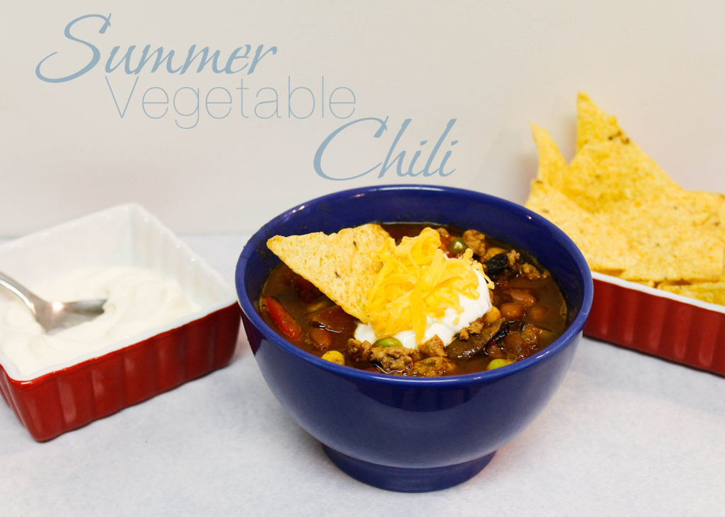 Summer Vegetable Chili Recipes — Dishmaps