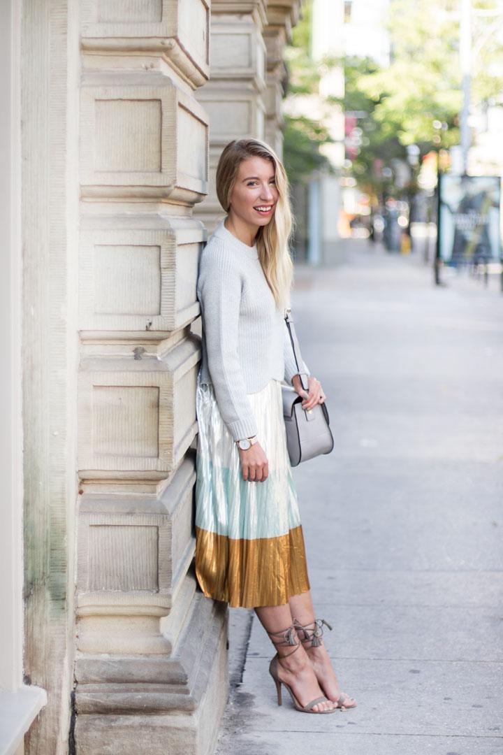 metallic-pleated-skirt-1