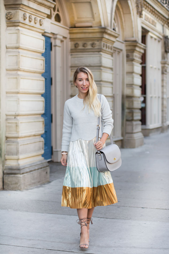 metallic-pleated-skirt-4