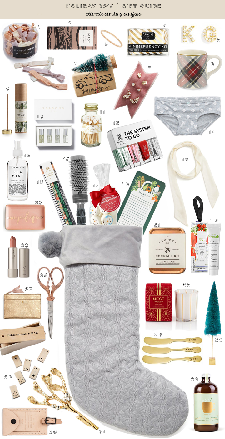 holiday 2016 gift guide ultimate stocking stuffers the