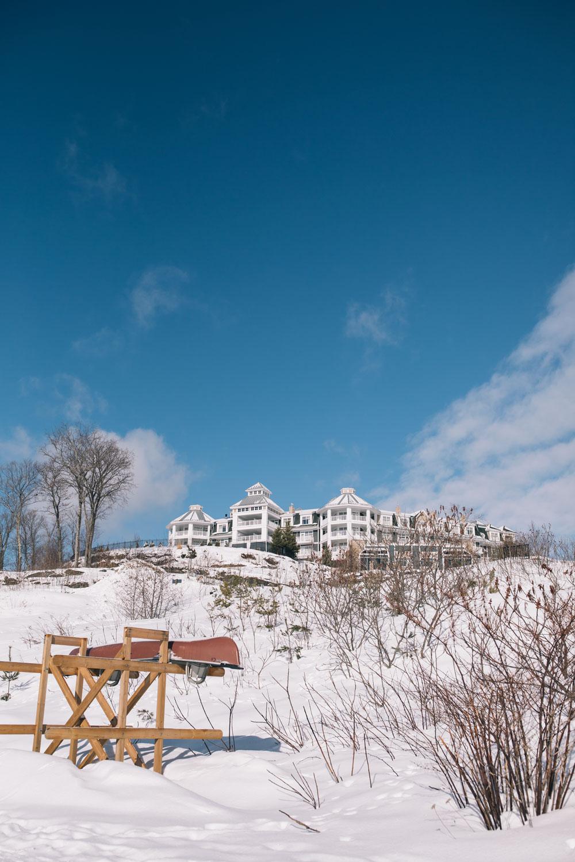 Winter Getaways: Winter Getaway To JW Marriott The Rosseau Muskoka