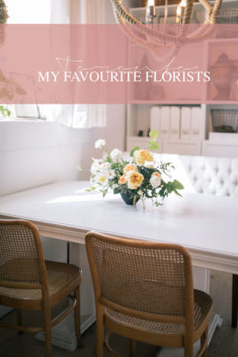 My Favourite Florists In Toronto