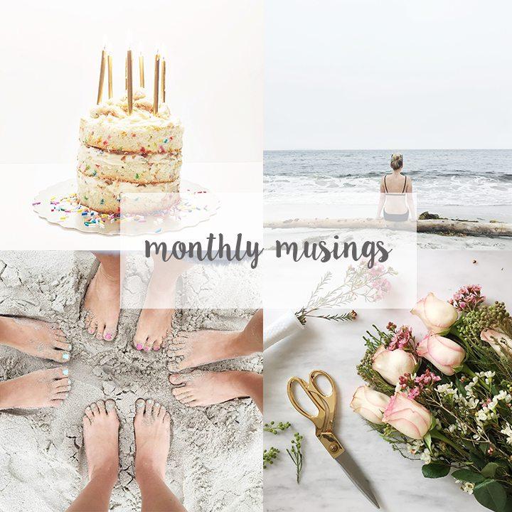monthlymusings