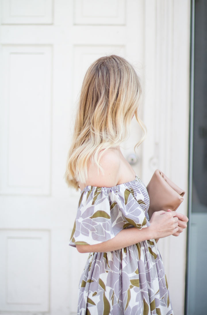 smocked-off-the -shoulder -dress-5