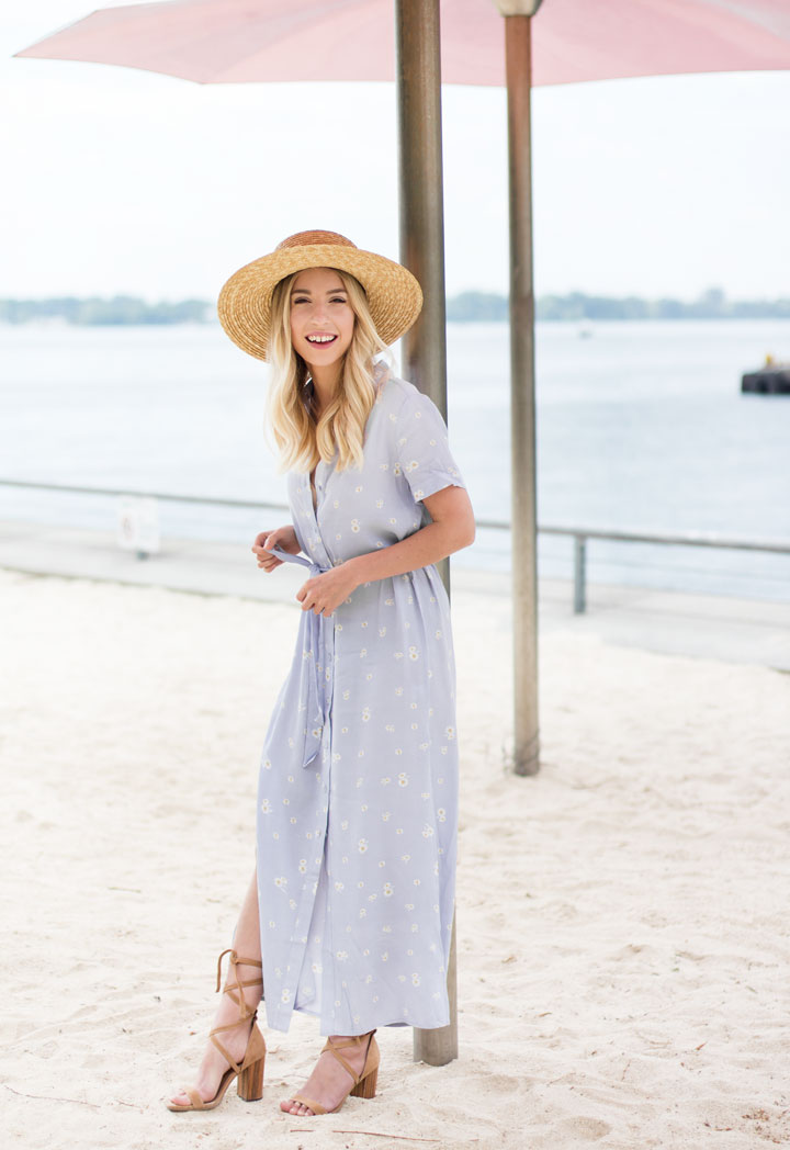 L-ACADEMIE-THE- MAXI-SHIRT-DRESS-1
