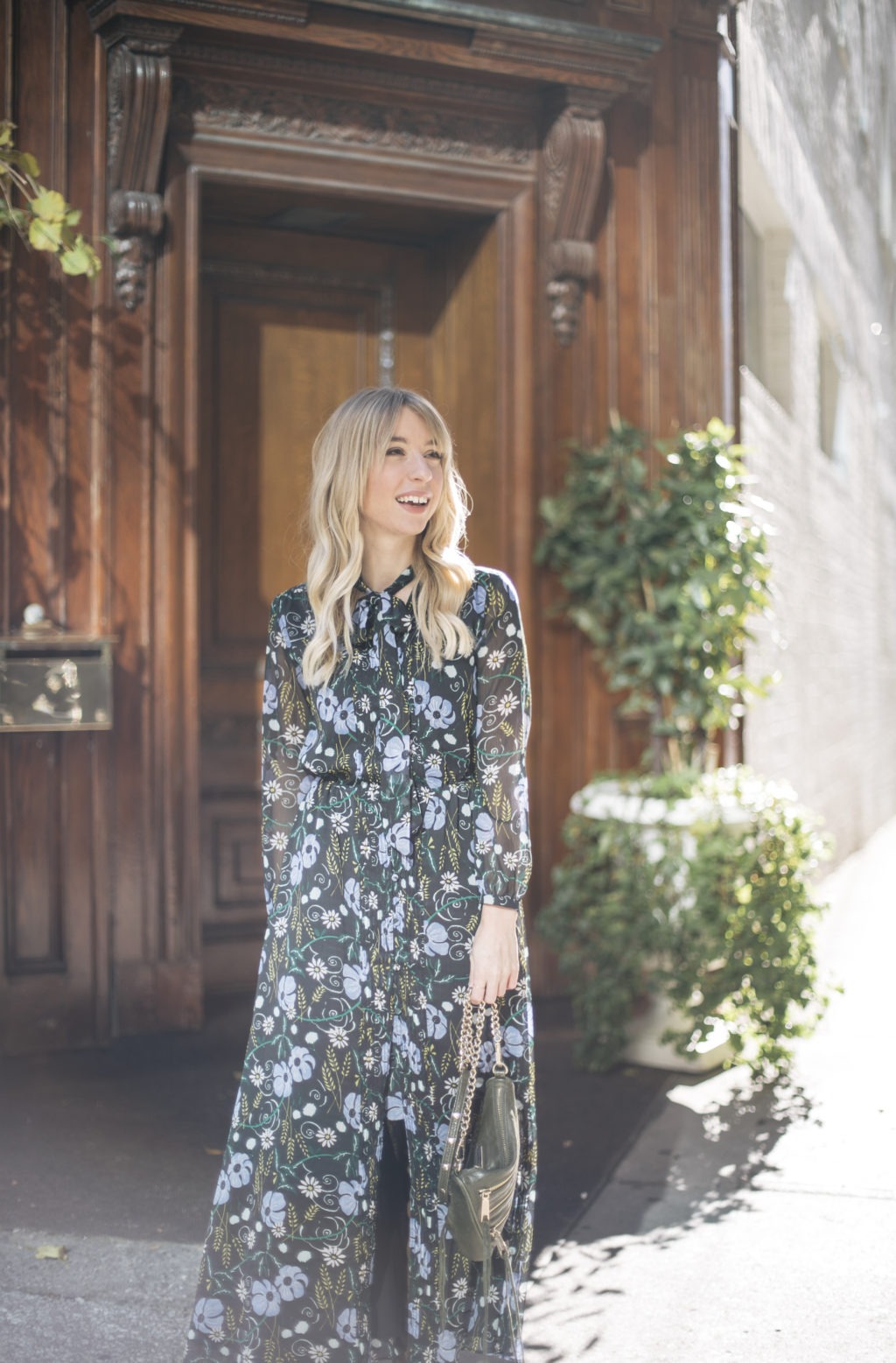 aa0fc9381 Moody Maxi | The Blondielocks | Life + Style