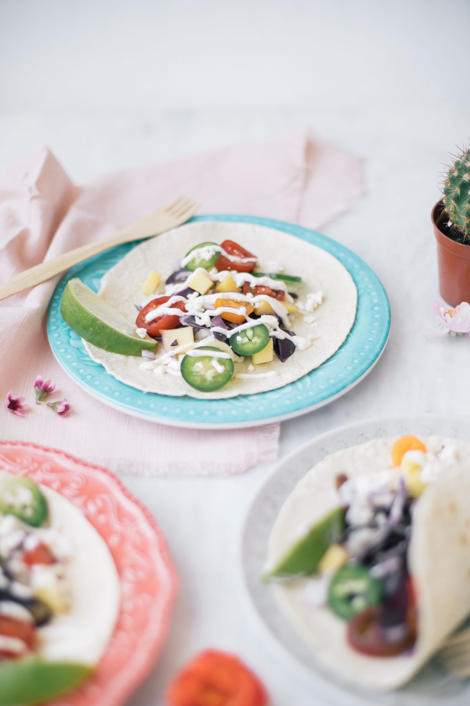 The best fish taco recipe ever the blondielocks for Healthiest fish to eat 2017