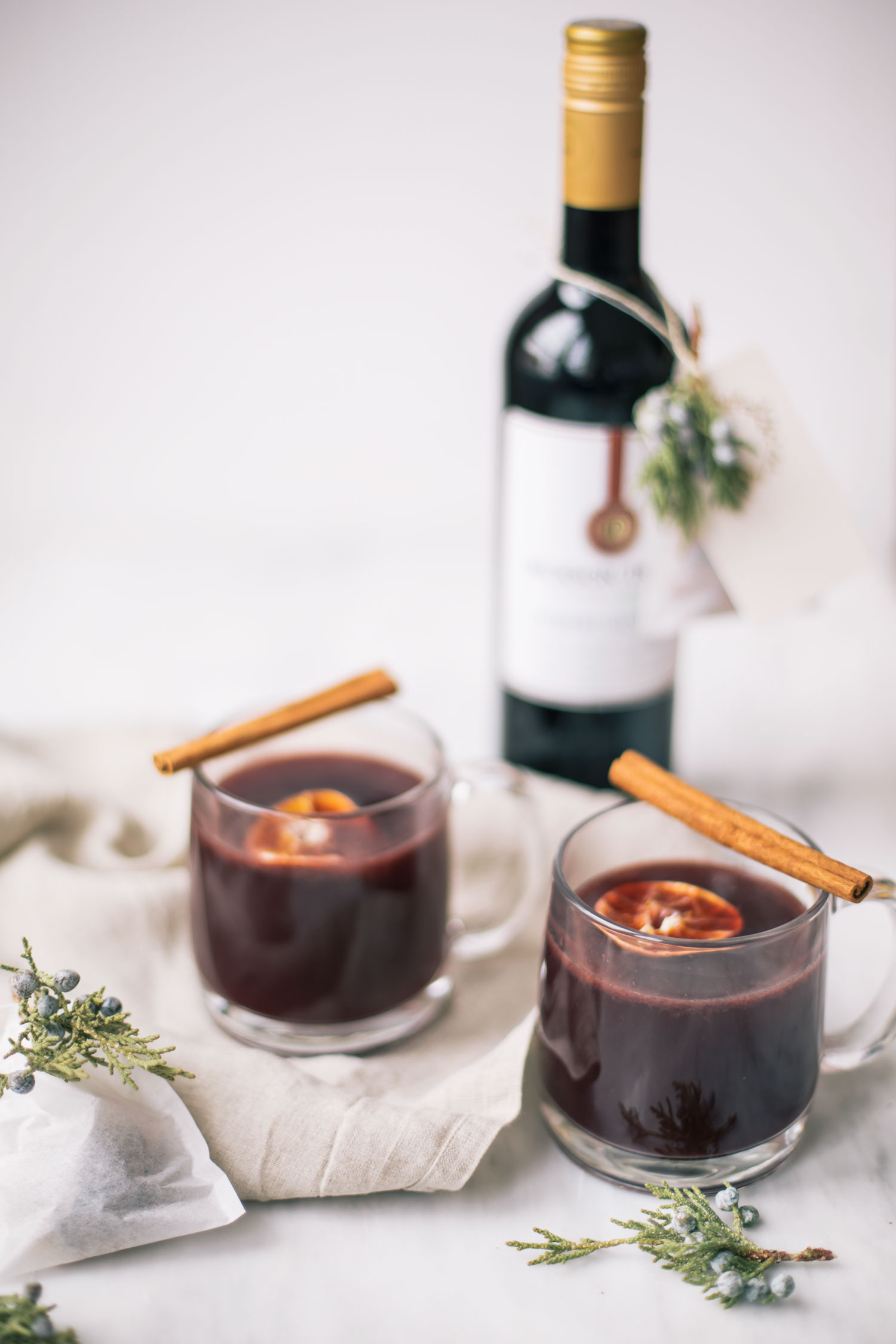 Entertaining Idea: Mulled Wine Kits