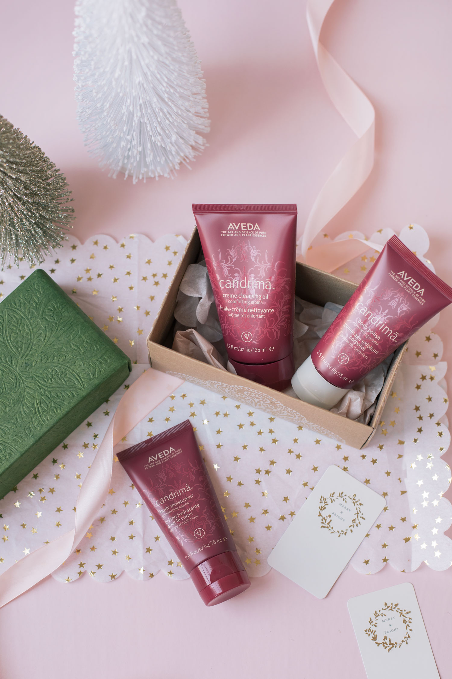 Monthy beauty faves holiday gift set edition the
