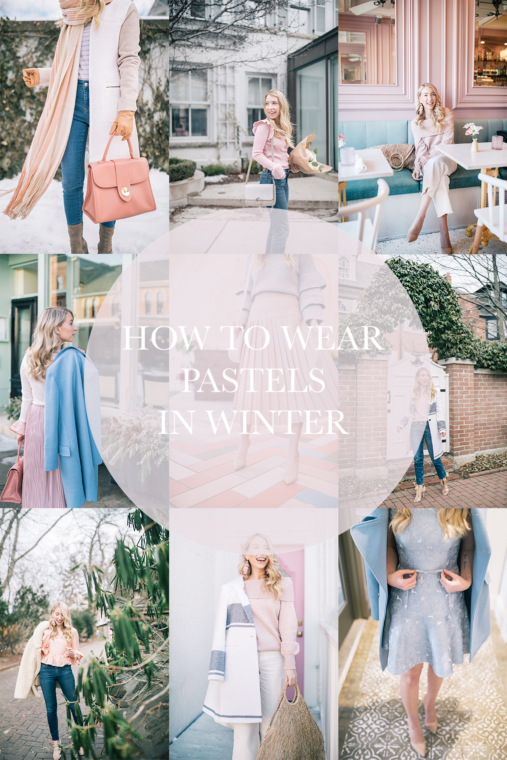 f5b4a8e5541 How To Wear Pastels In Winter | The Blondielocks | Life + Style