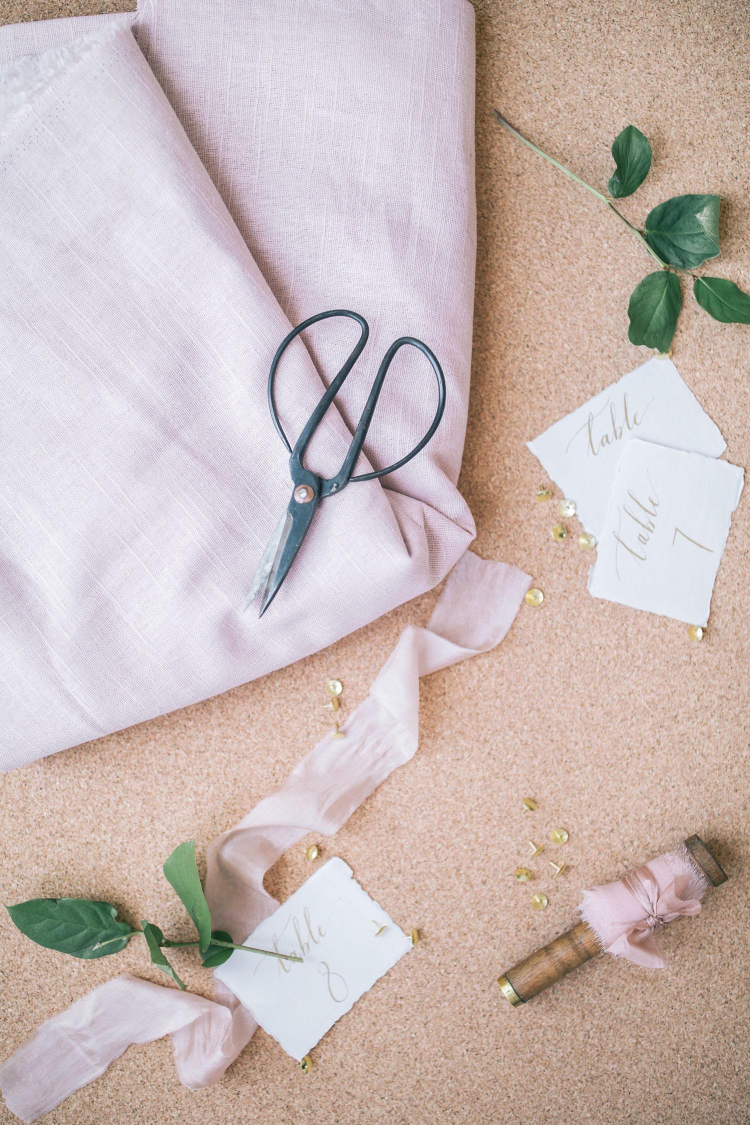 My DIY Wedding Seating Chart | The Blondielocks | Life + Style