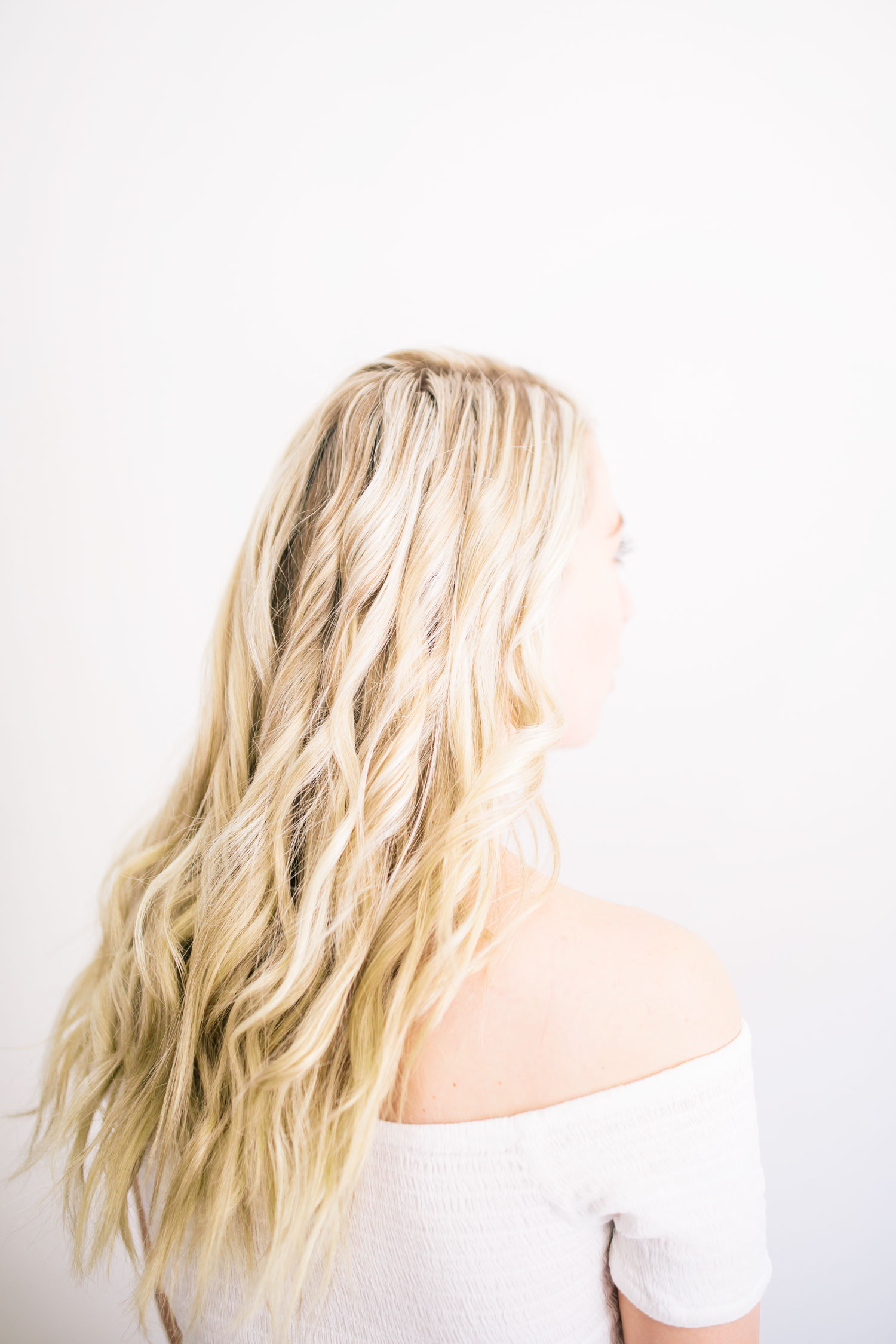Diy Modern Boho Wedding Hairstyles The Blondielocks Life