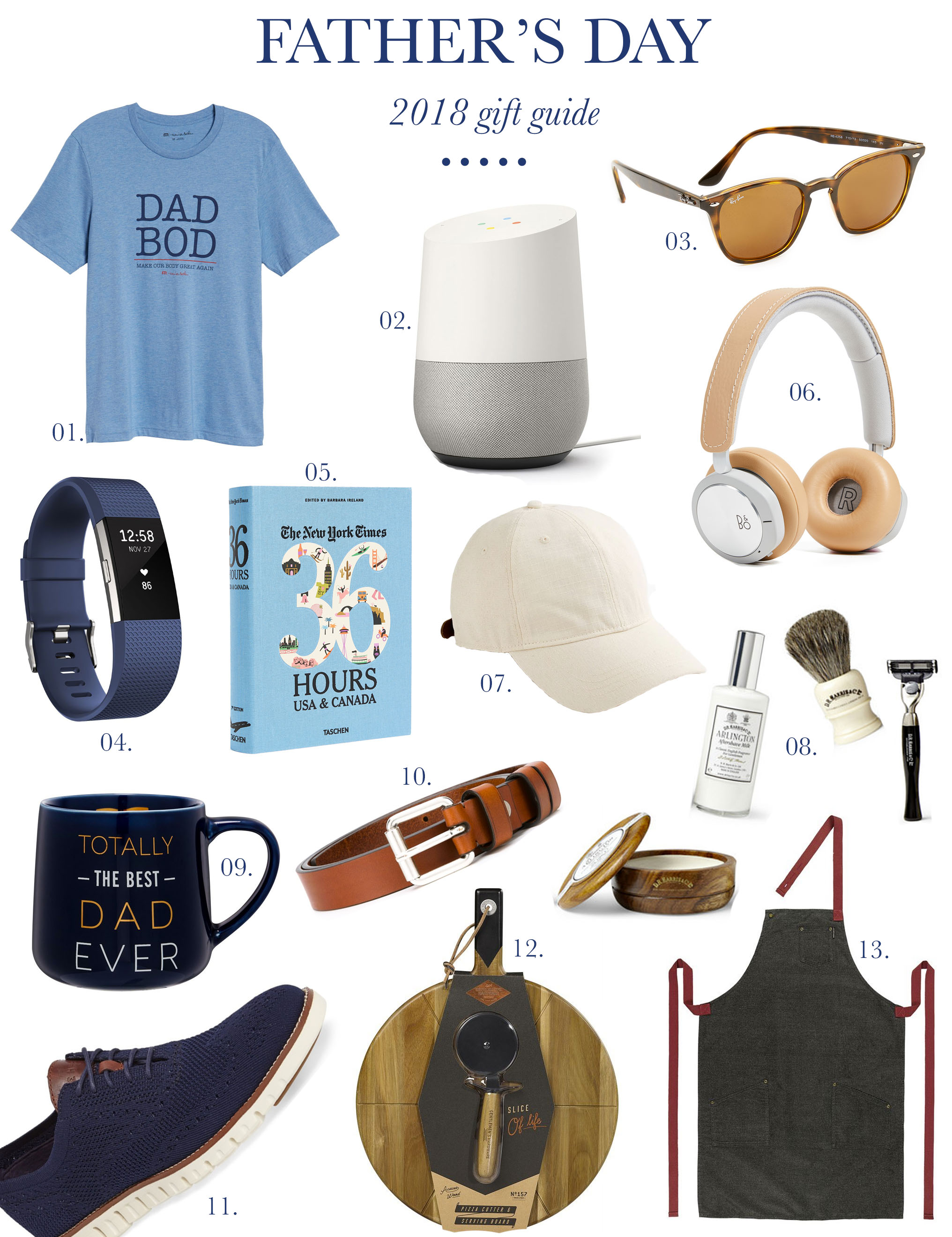 Father\'s Day Gift Guide 2018 | The Blondielocks | Life + Style