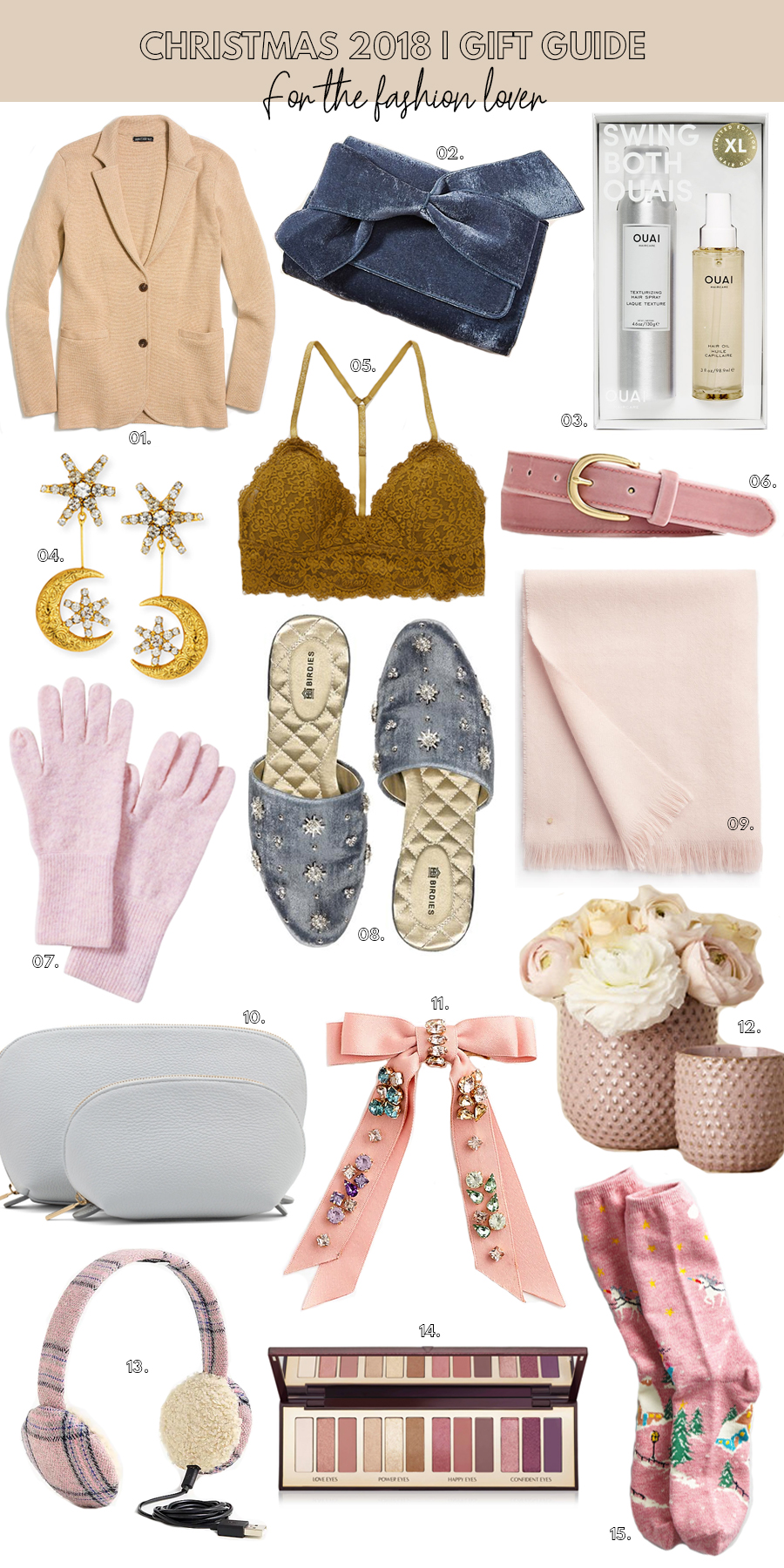 Christmas Gifts 2018 For Her.Christmas 2018 Gift Guide For The Fashion Lover The